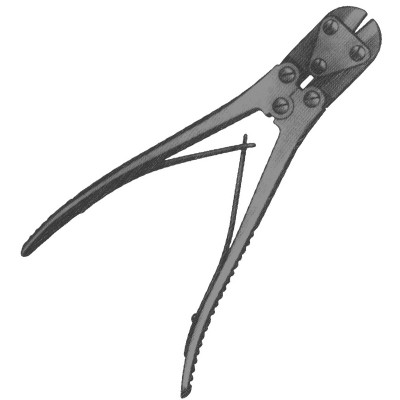 Plate Cutting Forceps